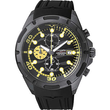 montre chronographe homme Vagary By Citizen IA8-946-50