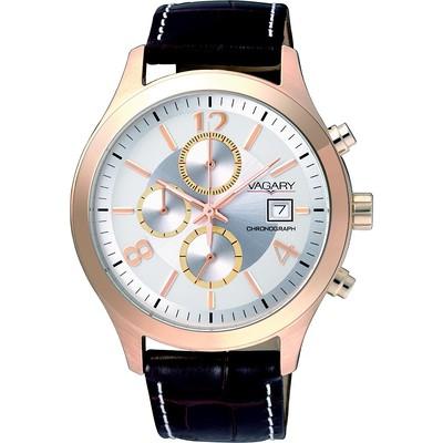 montre chronographe homme Vagary By Citizen IA9-021-60