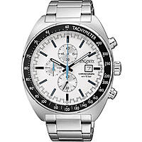 montre chronographe homme Vagary By Citizen Rockwell IA9-314-11