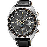 montre chronographe homme Vagary By Citizen Rockwell IA9-314-50