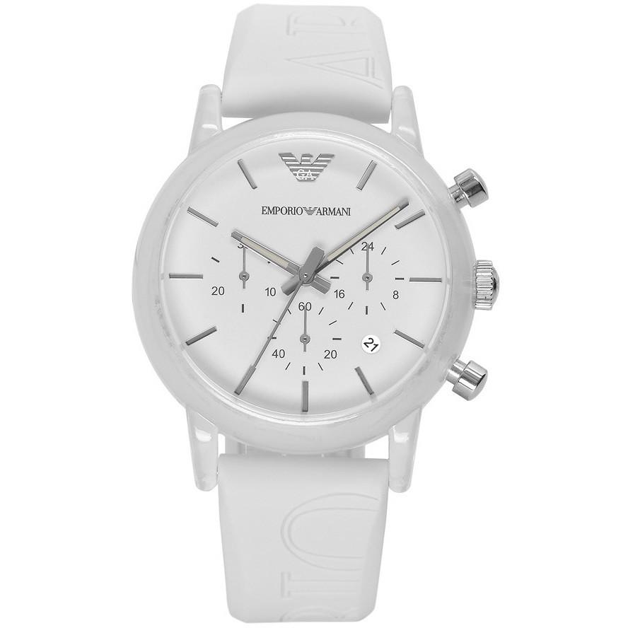 montre chronographe unisex Emporio Armani AR1054