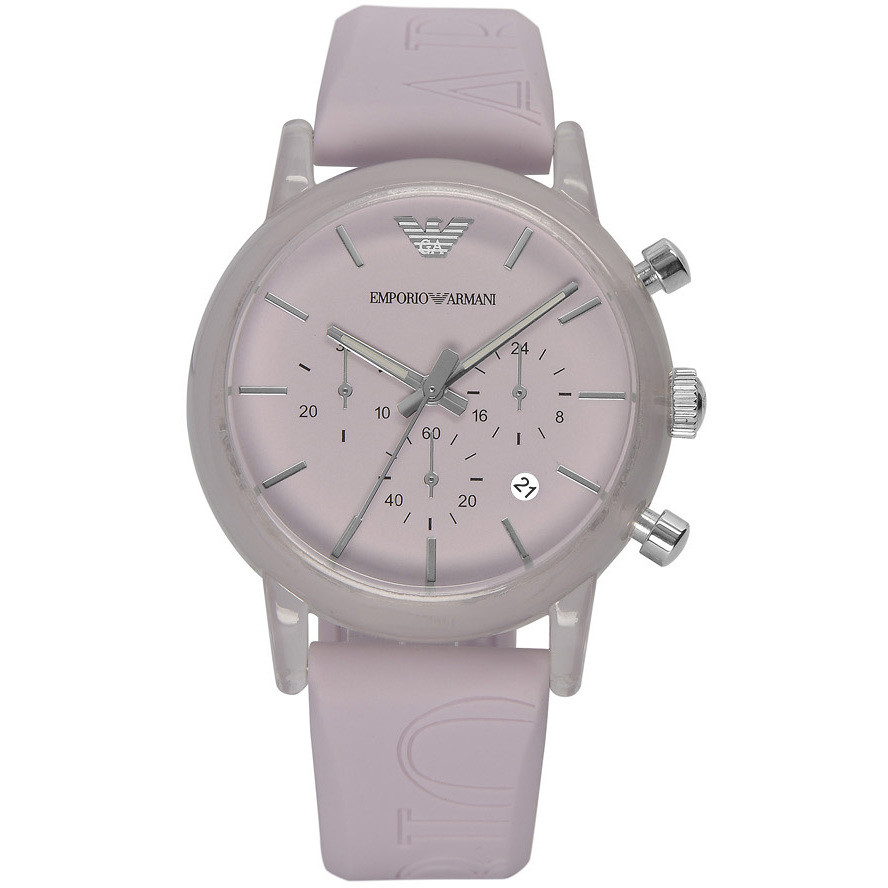 montre chronographe unisex Emporio Armani AR1056