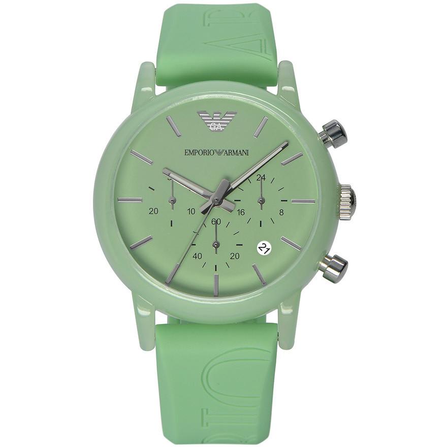 montre chronographe unisex Emporio Armani AR1057