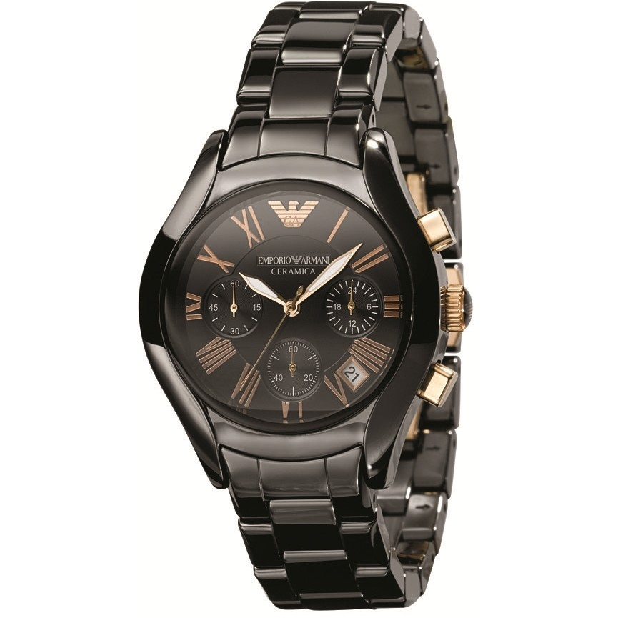 montre chronographe unisex Emporio Armani AR1411