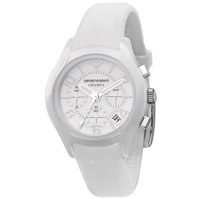 montre chronographe unisex Emporio Armani AR1431