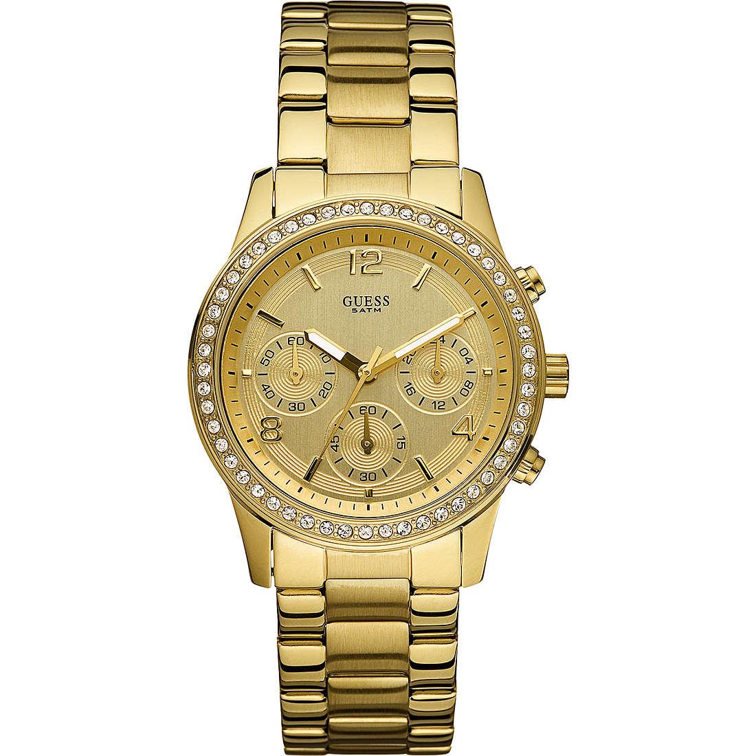 montre chronographe unisex Guess W16567L1