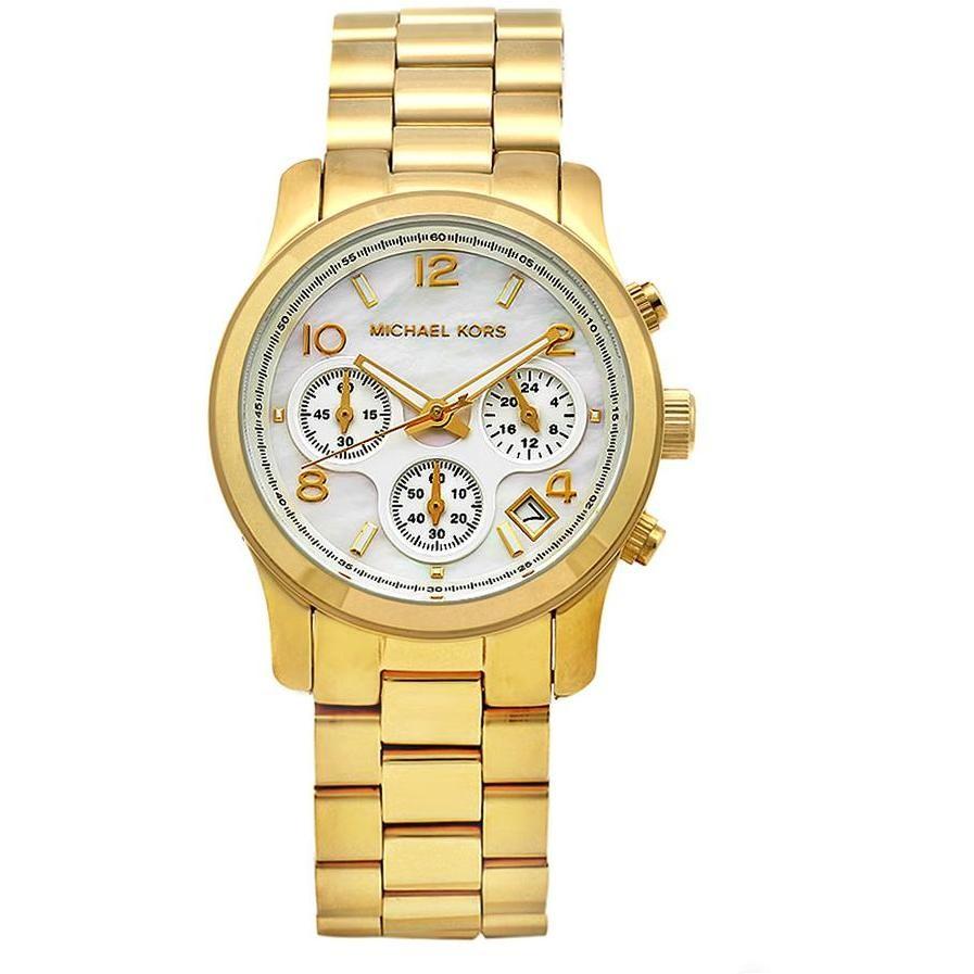 montre chronographe unisex Michael Kors MK5305