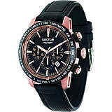 montre chronographe unisex Sector Racing 850 R3271975001