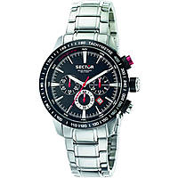 montre chronographe unisex Sector Racing 850 R3273975002
