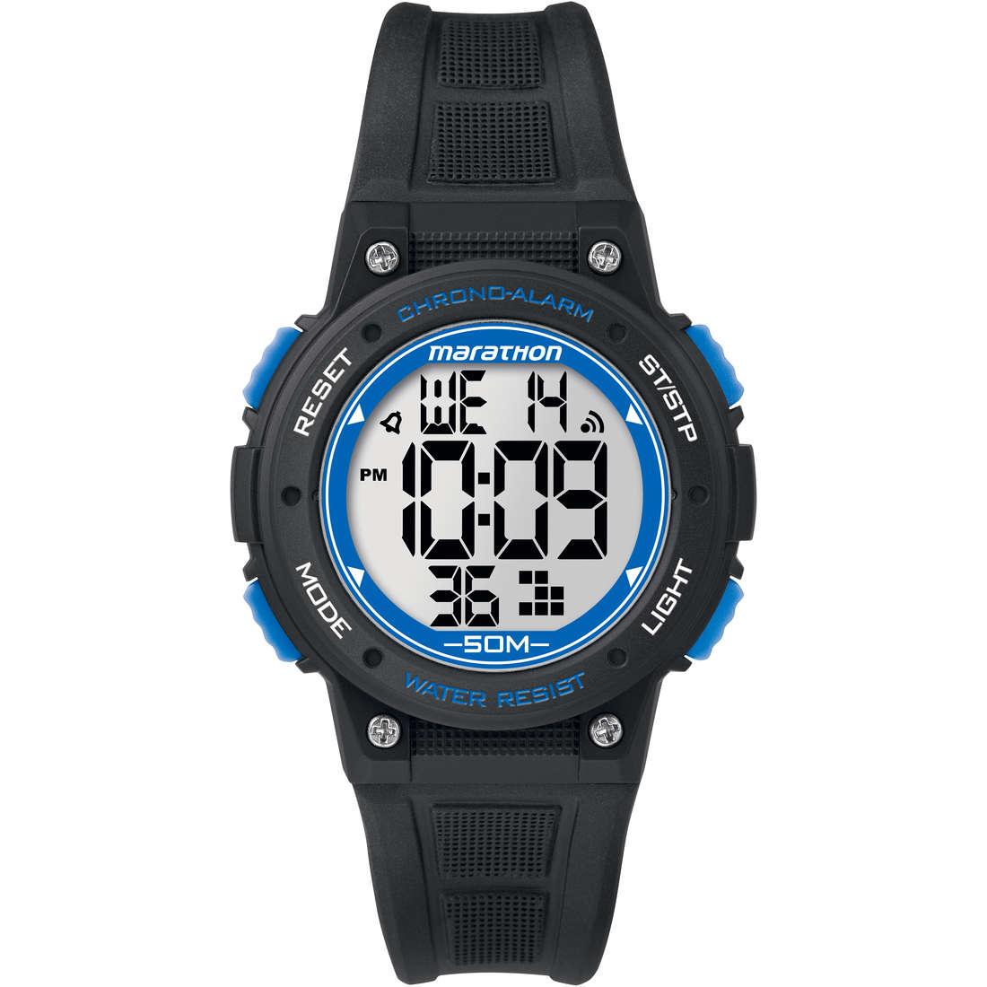 montre chronographe unisex Timex Marathon Digital TW5K84800