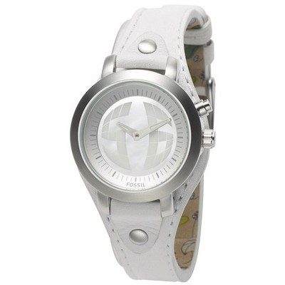 montre dual time femme Fossil BG2199