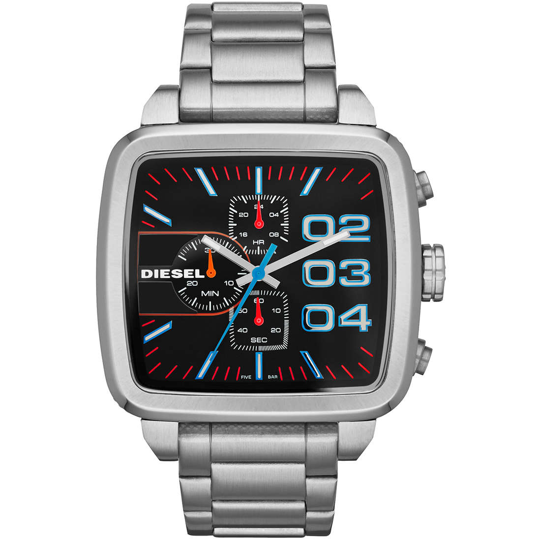 montre dual time homme Diesel Fall 2013 DZ4301