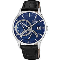 montre dual time homme Festina Retro F16983/3
