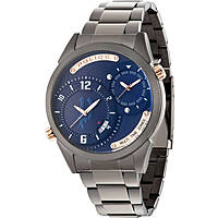 montre dual time homme Police R1453257002