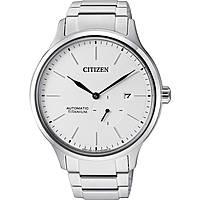 montre mécanique homme Citizen Meccanico NJ0090-81A