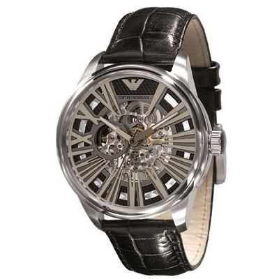 montre mécanique homme Emporio Armani AR4629