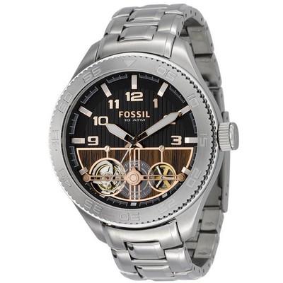 montre mécanique homme Fossil ME1075