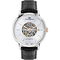 montre mécanique homme Philip Watch Truman R8221595001
