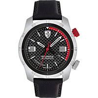montre mécanique homme Scuderia Ferrari Primato FER0830440