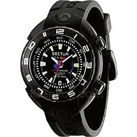 montre mécanique homme Sector Shark master R3221178025