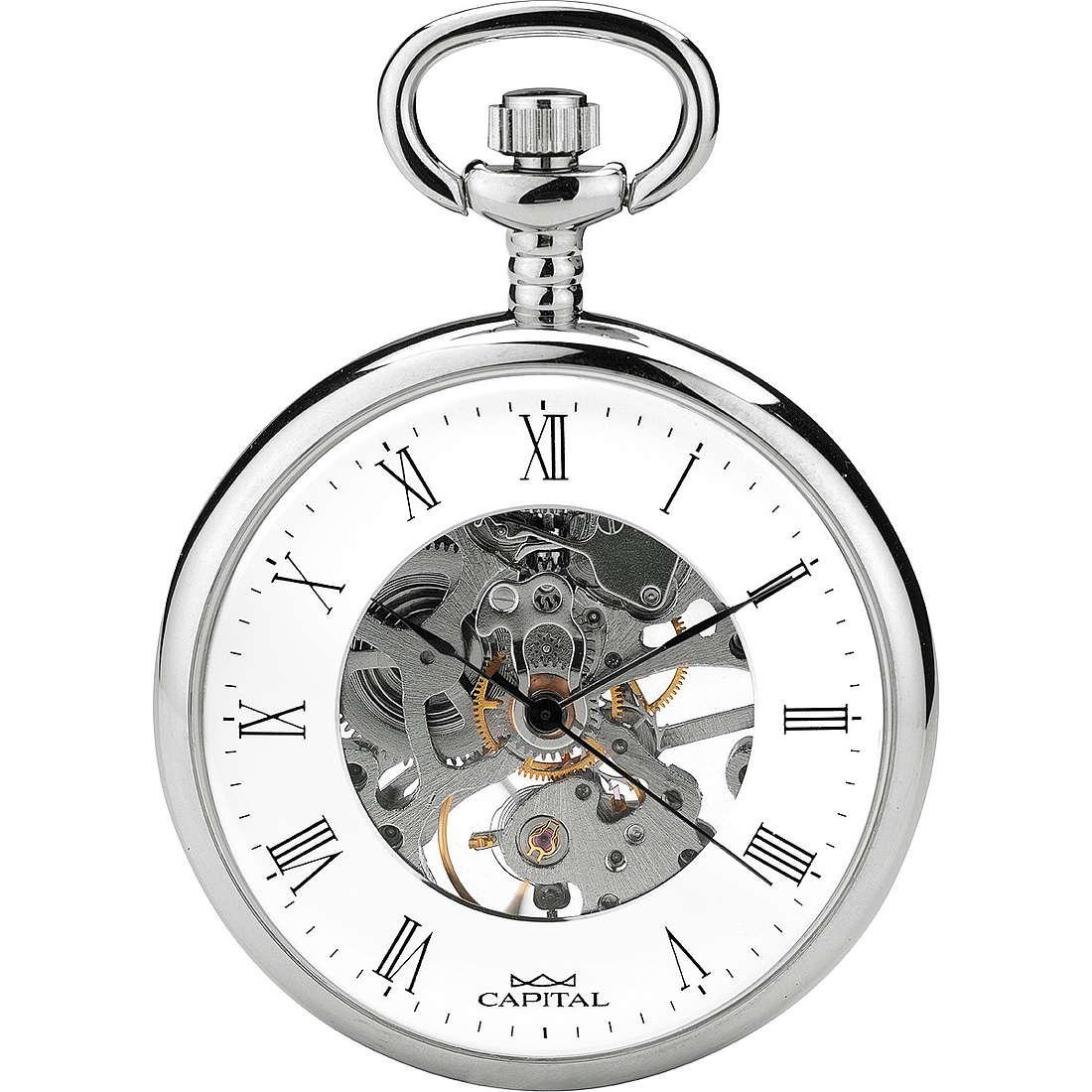 montre montre de poche homme Capital TC171 ZZ