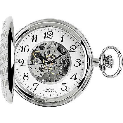 montre montre de poche unisex Capital TC133 LO