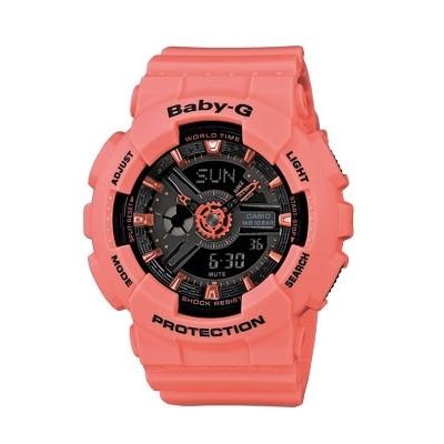 montre multifonction femme Casio BABY-G BA-111-4A2ER