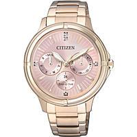montre multifonction femme Citizen Lady FD2033-52W