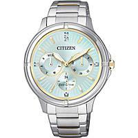 montre multifonction femme Citizen Lady FD2034-50W