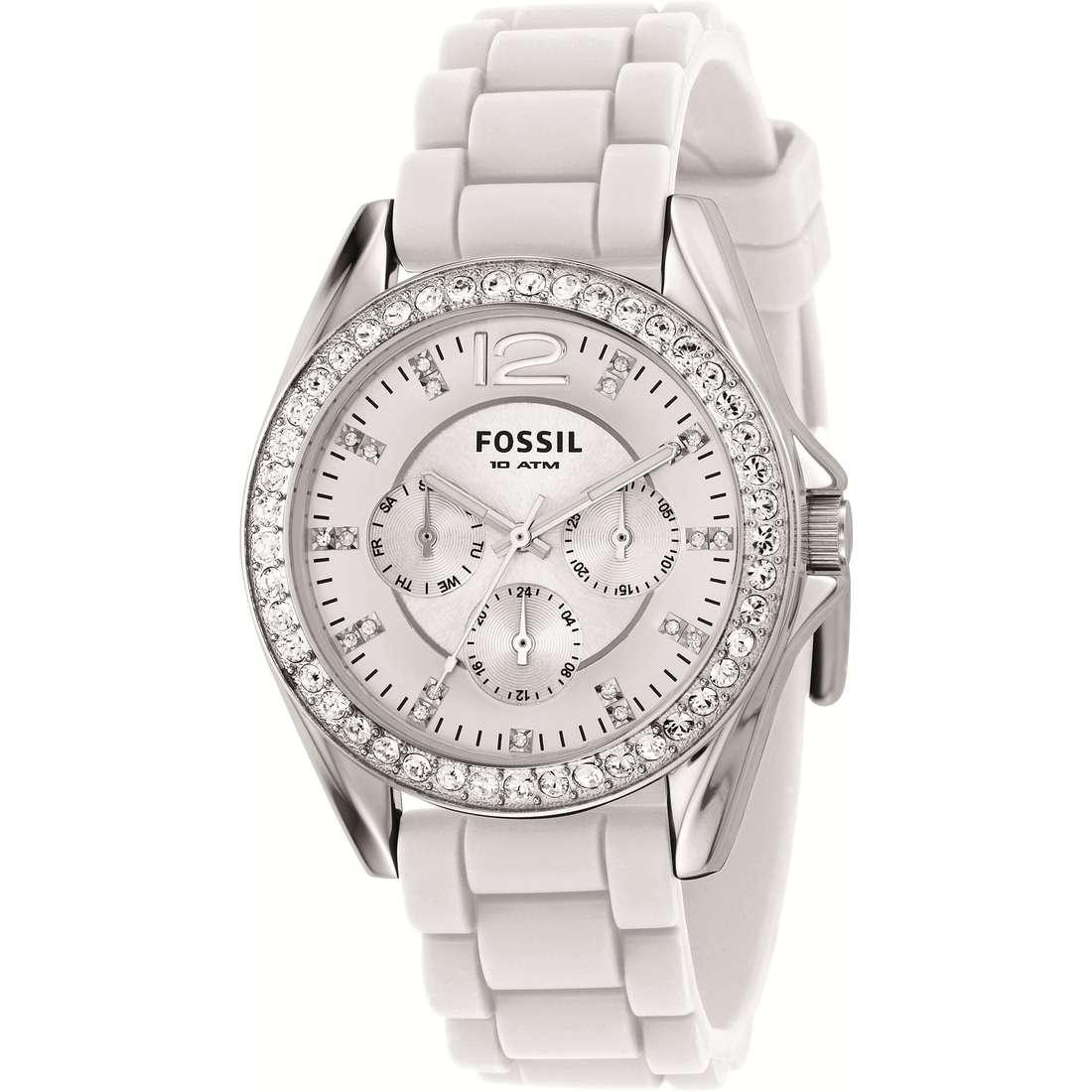 montre multifonction femme Fossil ES2344