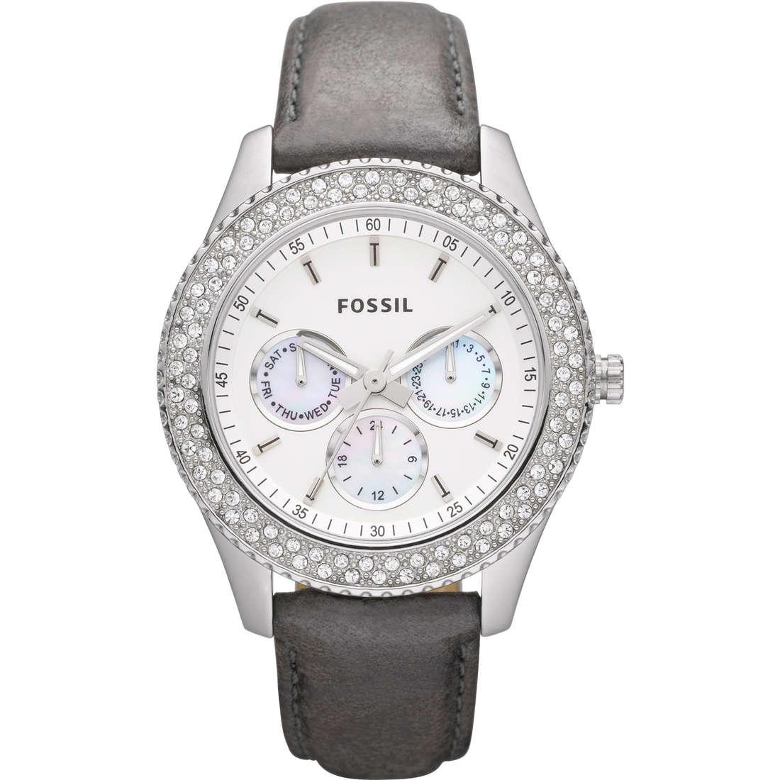 montre multifonction femme Fossil ES2995