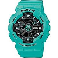 montre multifonction homme Casio BABY-G BA-111-3AER