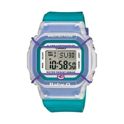 montre multifonction homme Casio BABY-G BGD-500-3ER
