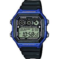 montre multifonction homme Casio CASIO COLLECTION AE-1300WH-2AVEF
