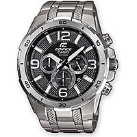 montre multifonction homme Casio EDIFICE EFR-538D-1AVUEF