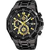 montre multifonction homme Casio EDIFICE EFR-539BK-1AVUEF