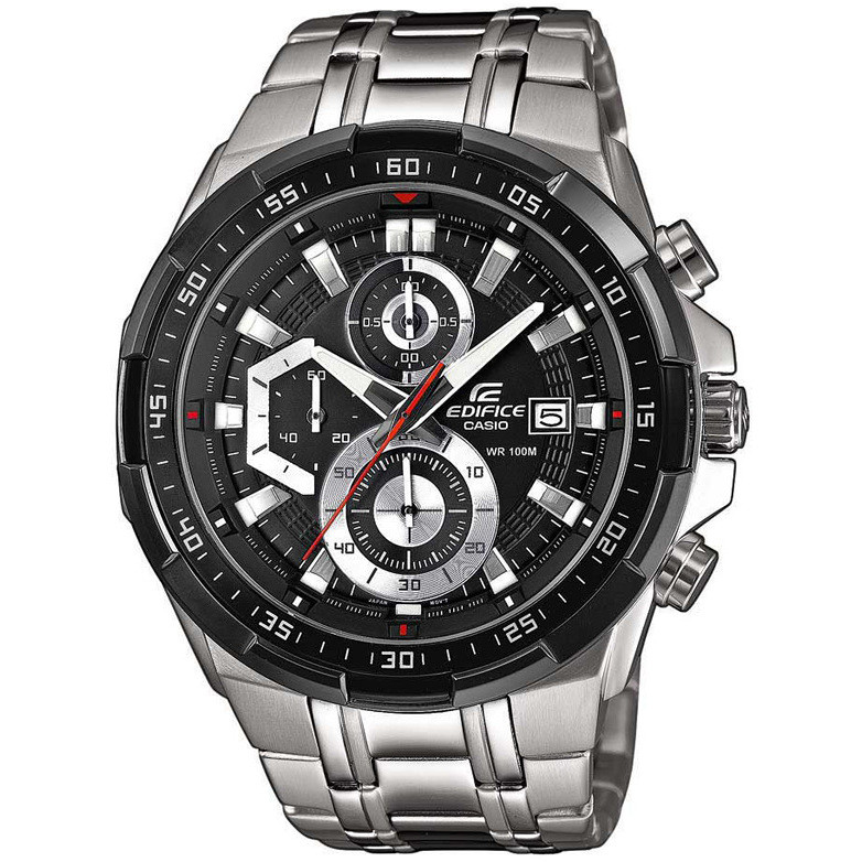 montre multifonction homme Casio EDIFICE EFR-539D-1AVUEF