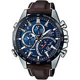 montre multifonction homme Casio Edifice EQB-501XBL-2AER