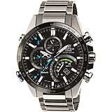 montre multifonction homme Casio Edifice EQB-501XDB-1AER
