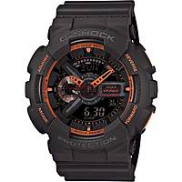 montre multifonction homme Casio G-SHOCK GA-110TS-1A4ER