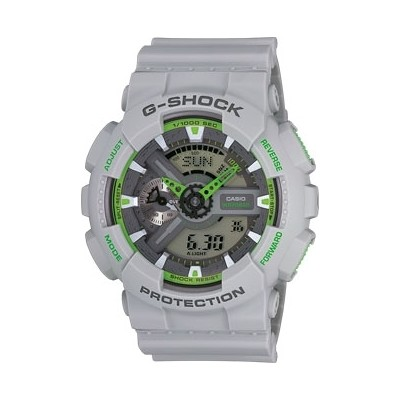 montre multifonction homme Casio G-SHOCK GA-110TS-8A3ER