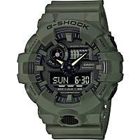 montre multifonction homme Casio G-Shock GA-700UC-3AER