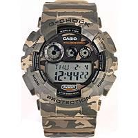 montre multifonction homme Casio G-SHOCK GD-120CM-5ER