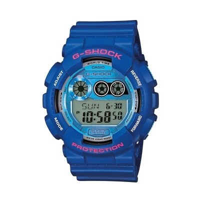 montre multifonction homme Casio G-SHOCK GD-120TS-2ER