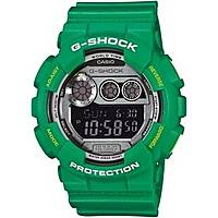 montre multifonction homme Casio G-SHOCK GD-120TS-3ER