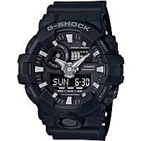 montre multifonction homme Casio G Shock Premium GA-700-1BER