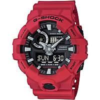 montre multifonction homme Casio G Shock Premium GA-700-4AER