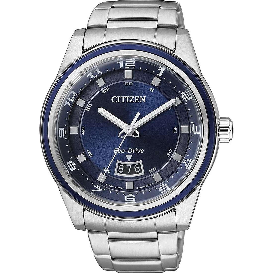 montre multifonction homme Citizen Eco-Drive AW1276-50L