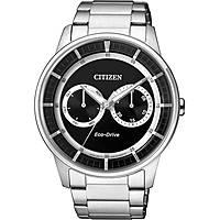 montre multifonction homme Citizen Eco-Drive BU4000-50E