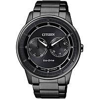 montre multifonction homme Citizen Eco-Drive BU4005-56H